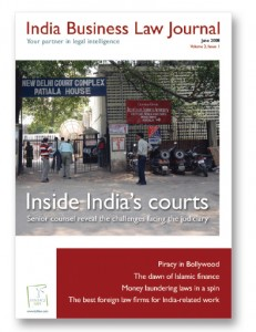 Cover - Inside India's courts