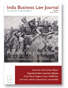 Cover - Mutiny in the boardroom