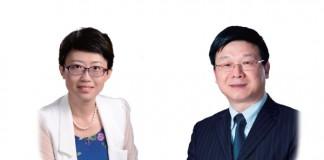 Grace Zheng and Tony Zhang, Co-effort Law Firm