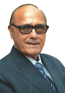 Lalit Bhasin President, Society of Indian Law Firms President, Bar Association of India