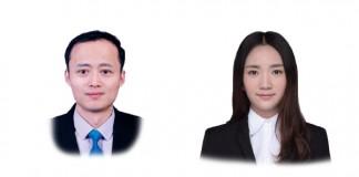 Peng Jianxin and Huang Weimin, East & Concord Partners