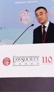 Thomas SoPresidentThe Law Society of Hong Kong