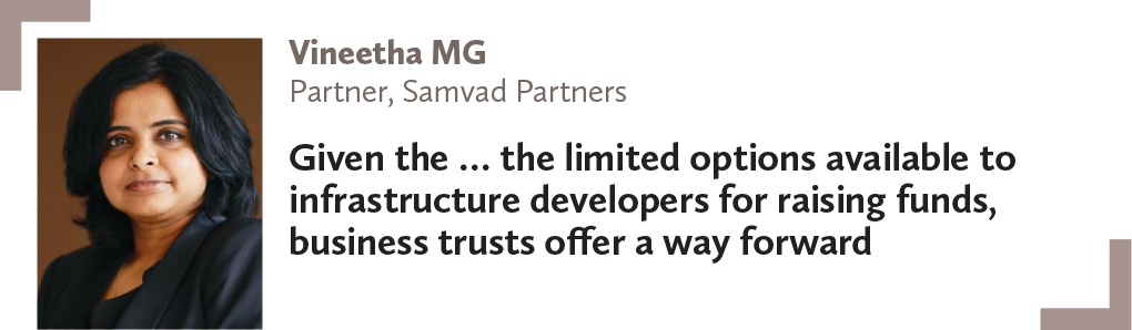 Vineetha MG, Partner, Samvad Partners