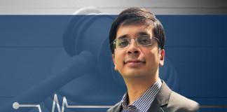 Samvad Partners litigation lawyer and equity partner Arjun Krishnan