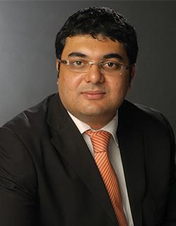 Vivek VashiMainstay of litigation teamBharucha & Partners
