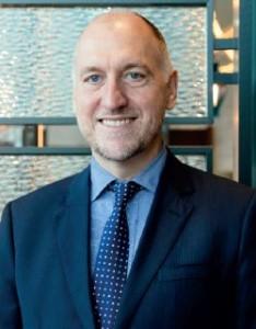 Gerard SandersGeneral counselAsian Infrastructure Investment Bank