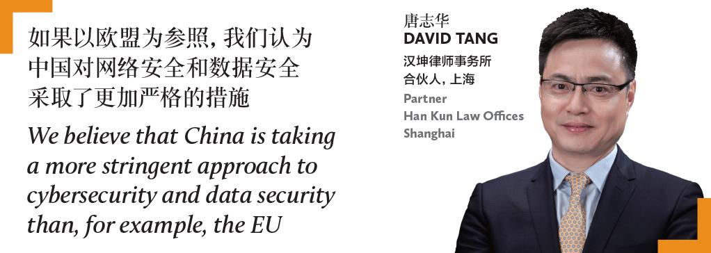 唐志华 David Tang 汉坤律师事务所 合伙人,上海 Partner Han Kun Law Offices Shanghai
