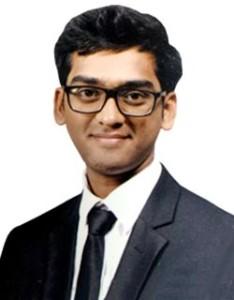A photo of Bhargav Kosuru who is an Associate at HSA Advocates