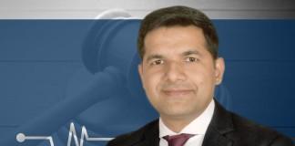 Vivek Mittal, Regional counsel, Danaher Corporation