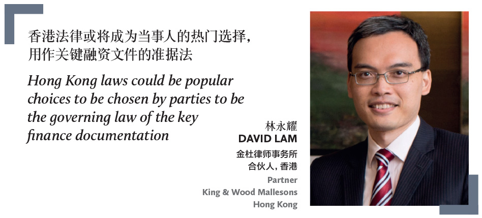 林永耀 DAVID LAM 金杜律师事务所 合伙人,香港 Partner King & Wood Mallesons Hong Kong