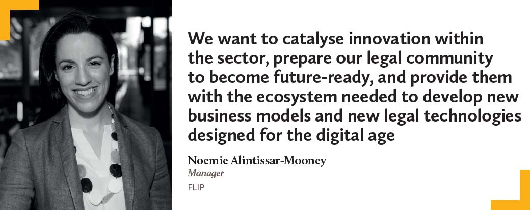 Noemie-Alintissar-Mooney,-Manager,-FLIP