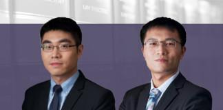 冯坚坚 FENG JIANJIAN 竞天公诚律师事务所 合伙人 Partner Jingtian & Gongcheng
