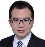 陈晓峰 CHEN XIAOFENG 邦信阳中建中汇律师事务所律师助理 Paralegal Boss & Young