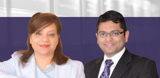 Bithika Anand and Jogesh Sharma