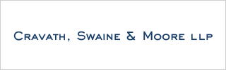 Cravath Swaine & Moore 2017
