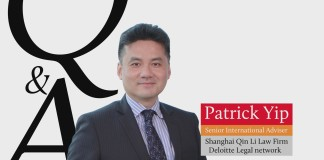 Patrick Yip - Deloitte Legal
