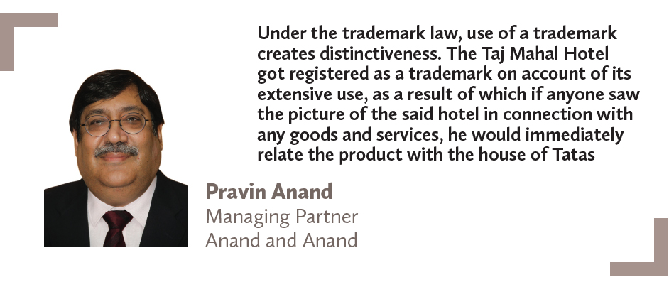 Pravin Anand Managing Partner Anand and Anand