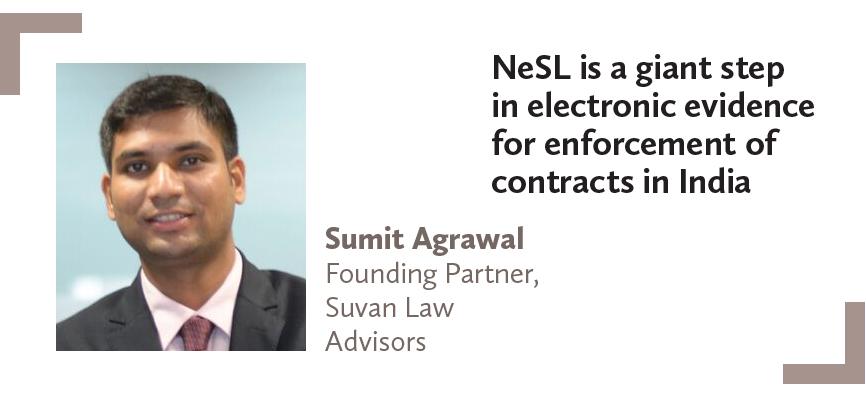Sumit Agrawal Founding Partner, Suvan Law Advisors
