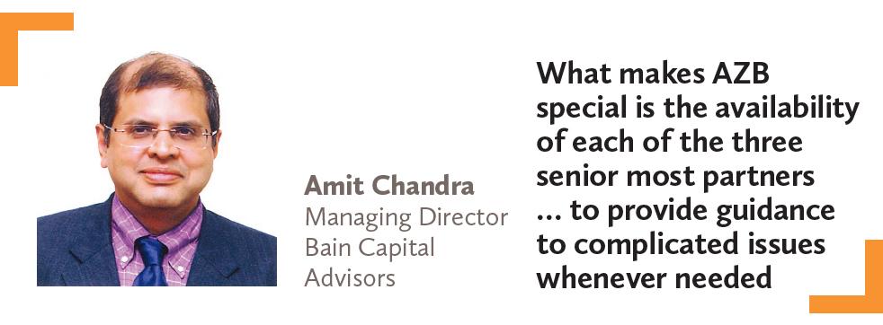 Amit Chandra Managing Director Bain Capital Advisors