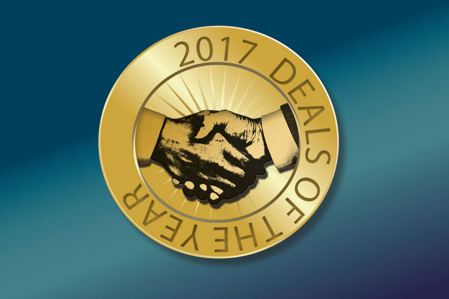 Deals Of The Year 2017 Asia Business Law Journal