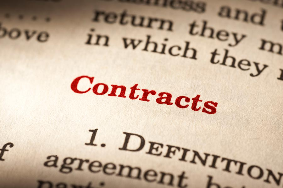 Letter Of Intent Does Not Equal A Binding Agreement India Business