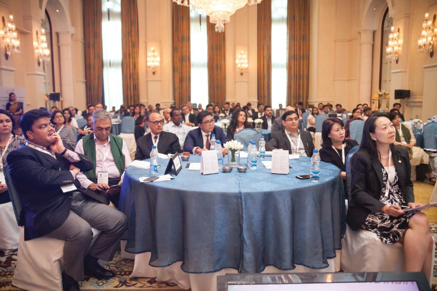 The 7th ICCA International Summit held in October 2017 in Delhi