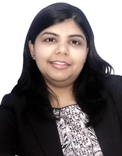 Varsha Bannerjee Associate partner Dhir & Dhir Associates