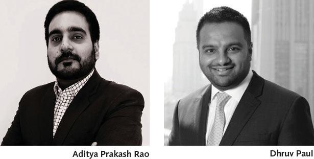 Aditya Prakash Rao  Dhruv Paul