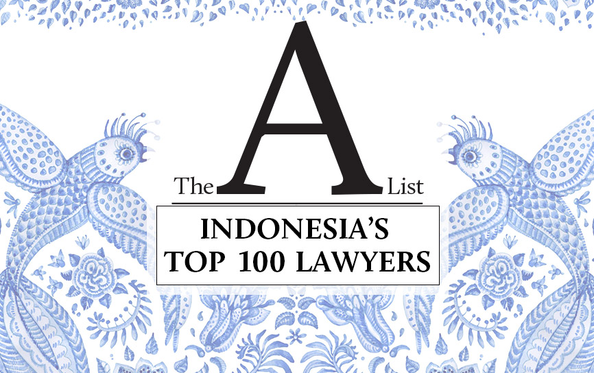 Indonesia's Top 100 Lawyers - The A List | Asia Business Law