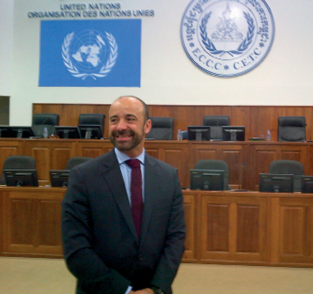 Miguel de Serpa Soares, Under-secretary-general for legal affairs and United Nations legal counsel