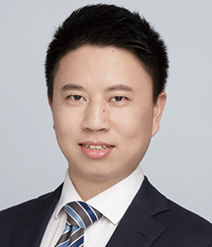 黄青峰 HUANG QINGFENG 通商律师事务所律师 Associate Commerce & Finance Law Offices