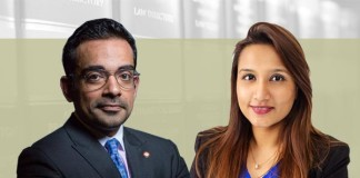 Adil Shafi and Kajal Patel sharing their insights on uae cryptocurrency and the legal framework for cryptocurrency in uae
