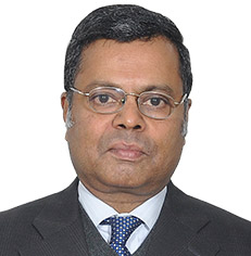 A photo of Dipak Rao who is featured in an article about chinese investments in SEZs in India