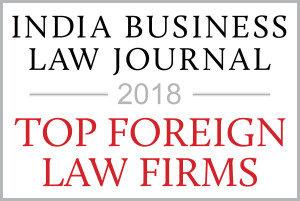 Top Foreign Law Firms 2018