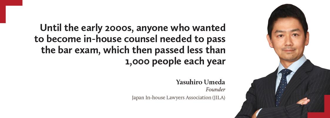 Yasuhiro-Umeda,-Japan-In-house-Lawyers-Association-JILA