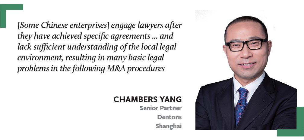 杨春宝-CHAMBERS-YANG-大成律师事务所-高级合伙人,上海-Senior-Partner-Dentons-Shanghai