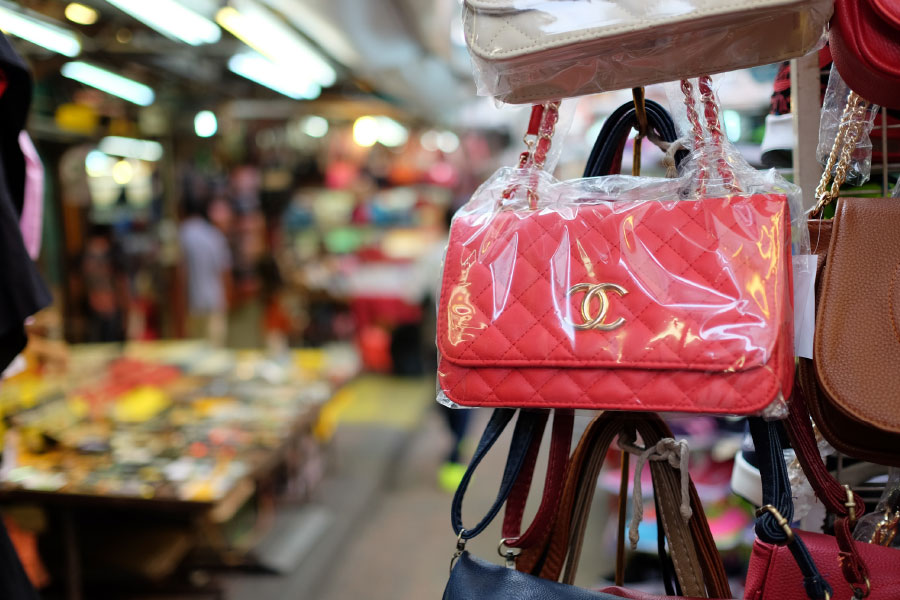 Open market for fake goods | India Business Law Journal