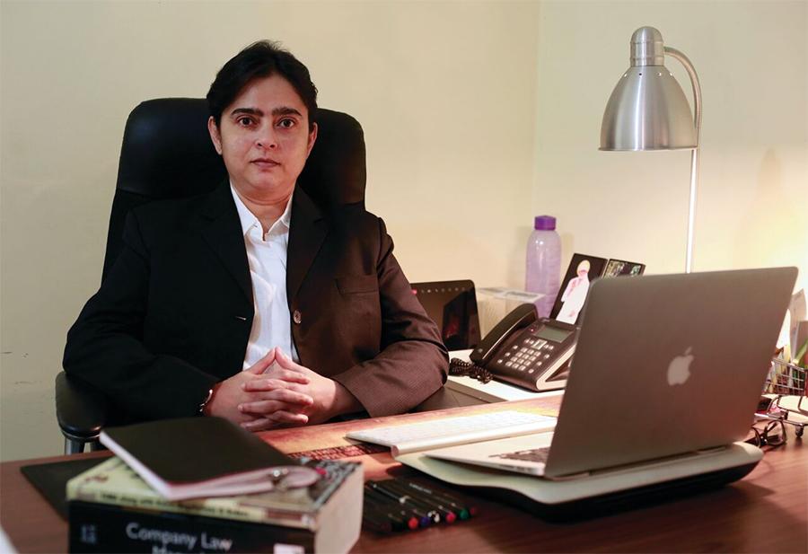 Anindita Phukan, co-founder and senior partner at Altum Law