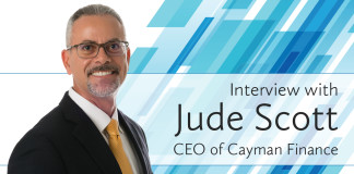 Jude Scott, Cayman Finance feature pic 2
