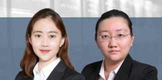 A photo of 姚晓敏,YAO-XIAOMIN and 王美琳,WANG MEILIN from 兰台律师事务所律师