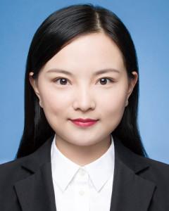 王婷婷 WANG TINGTING 邦信阳中建中汇律师事务所实习律师 Trainee Boss & Young