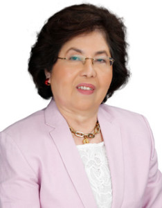 Editha HechanovaPresident and CEO of Hechanova & CoManaging partner of Hechanova Bugay Vilchez & Andaya-Racadio