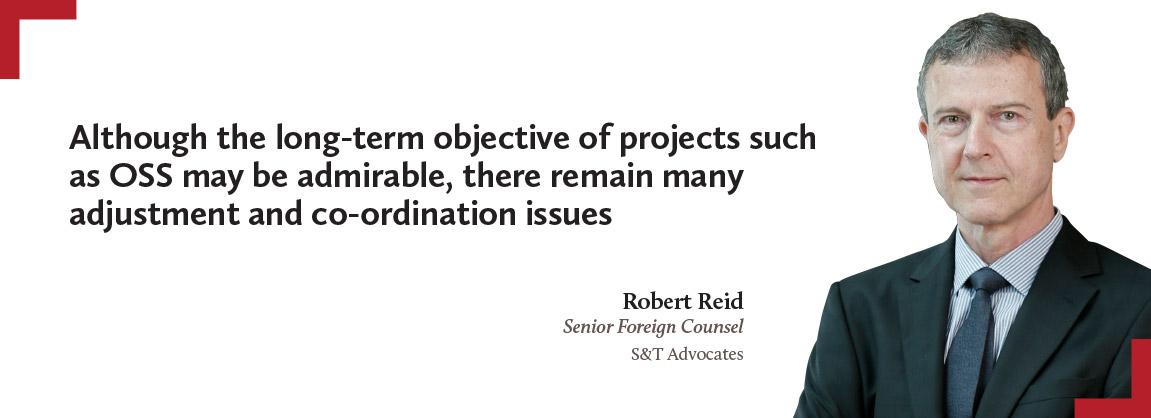 Robert Reid, S&T Advocates