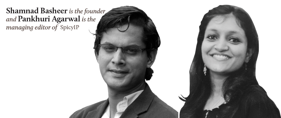 Shamnad-Basheer-is-the-founder-and-Pankhuri-Agarwal-is-the-managing-editor-of-SpicyIP