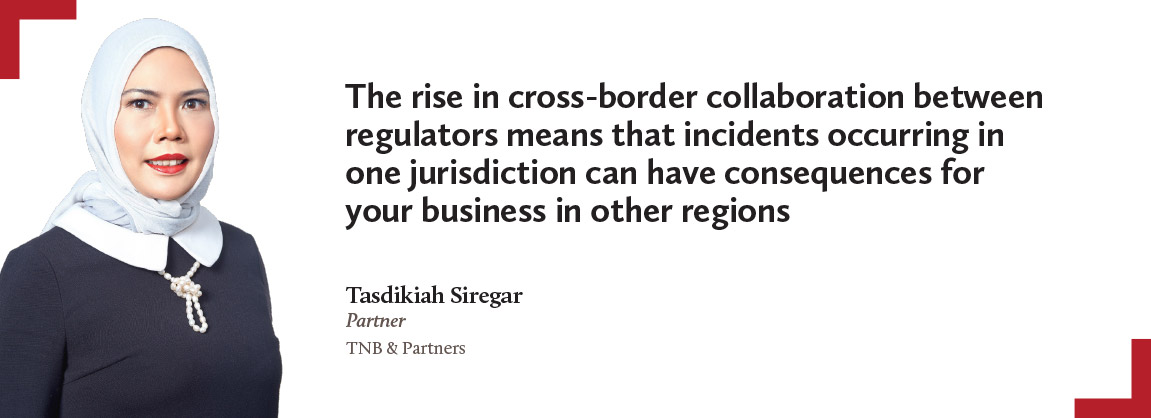 Tasdikiah Siregar, TNB & Partners