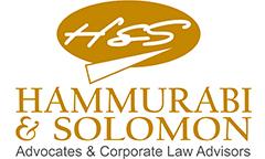 Hammurabi & Solomon correspondents logo 240px