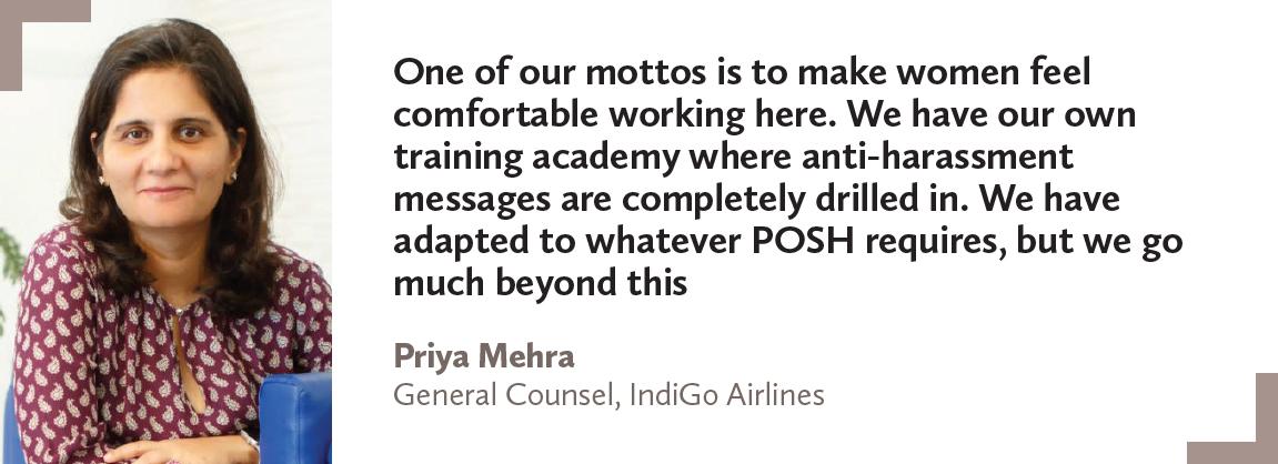 Priya Mehra, IndiGo Airlines
