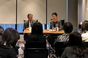 ACCHK Joseph Fok, Lin Shi fireside chat