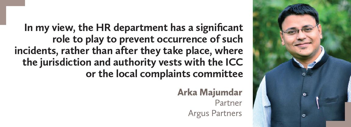 Arka Majumdar, Argus Partners