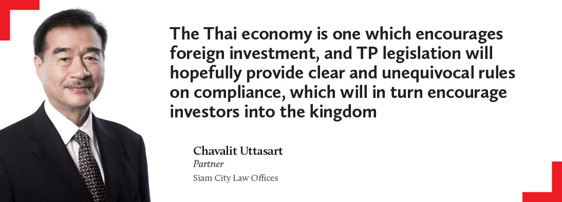 Chavalit Uttasart, Siam City Law Offices